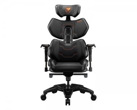 Cougar представила игровое кресло Terminator с уникальной конструкцией